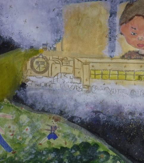銀河鉄道の夜